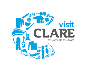 Clare County of Culture logo